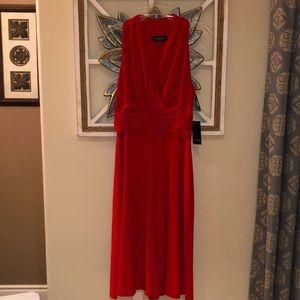 BOGO FREE NWT Red Marilyn Monroe-style dress  12